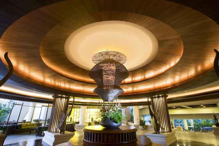 LOBBY Mövenpick Resort & Spa Karon Beach Phuket