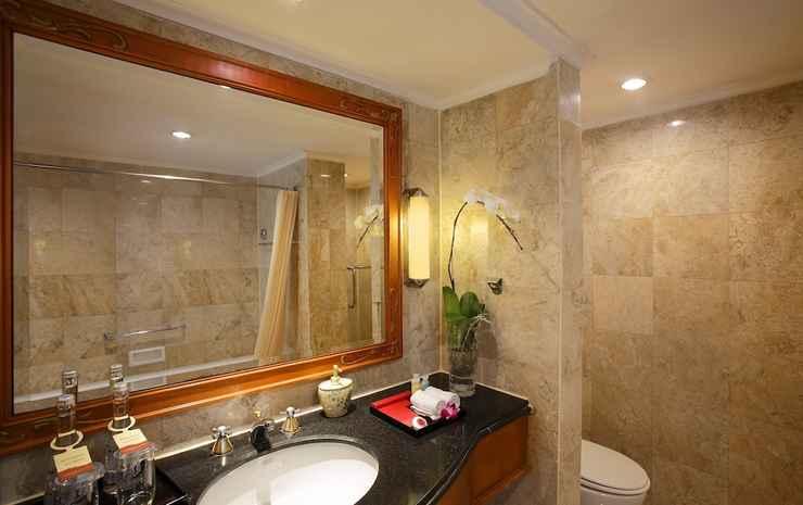 Ambhara Hotel Jakarta - Kamar Deluks