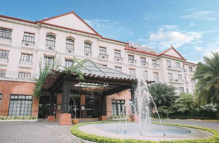 EXTERIOR_BUILDING PonteFino Hotels