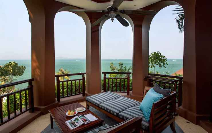 InterContinental Pattaya Resort Chonburi - Suite Klub, 1 Tempat Tidur King, teras, pemandangan samudra (Club Ocean View Terrace Suite)