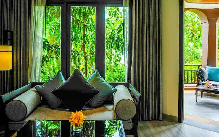 InterContinental Pattaya Resort Chonburi - Suite Klub, 1 Tempat Tidur Double, teras (Tropical)