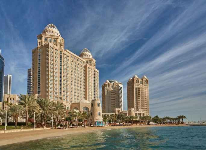 EXTERIOR_BUILDING Four Seasons Hotel Doha