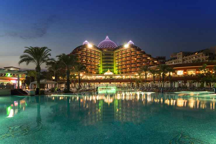 EXTERIOR_BUILDING Delphin Palace - All Inclusive