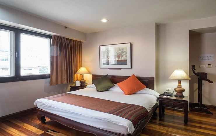 The Siam Heritage Hotel Bangkok - Kamar Eksekutif, lemari es & microwave
