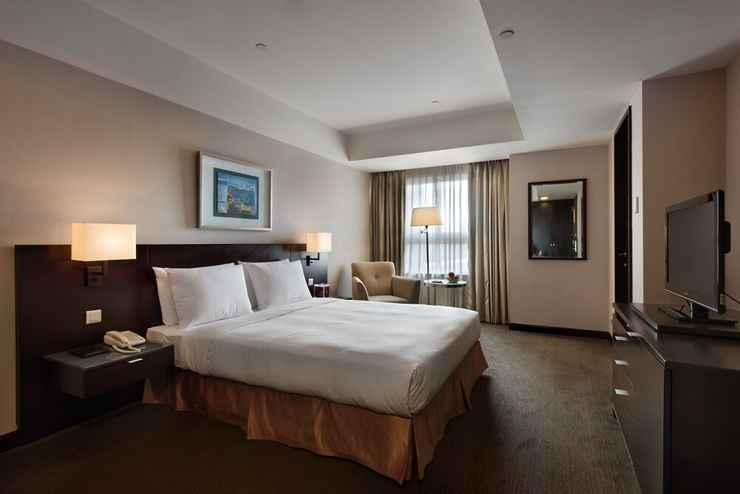 BEDROOM โรงแรมเลคชอร์ เมโทรโพลิส 1