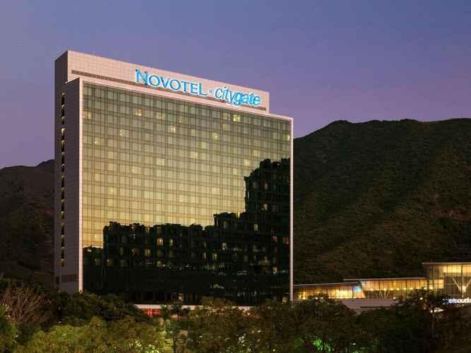EXTERIOR_BUILDING โรงแรมโนโวเทล ซิตี้เกท ฮ่องกง