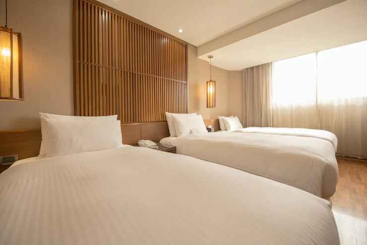 BEDROOM โรงแรมเลียเลียการ์เด้น - ไทเป