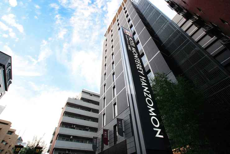 EXTERIOR_BUILDING โรงแรมมอนเทอเรย์ ฮันโซมอน