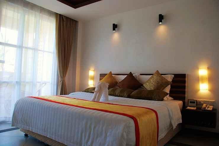 BEDROOM Pearl River Nantian Hot Spring Resort