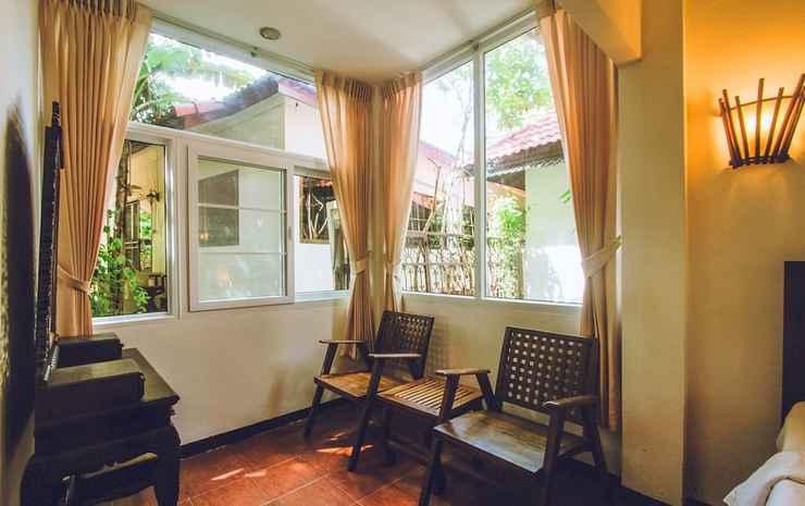 Baan Thai Resort Chiang Mai - Kamar Triple Keluarga, 1 kamar tidur, area halaman