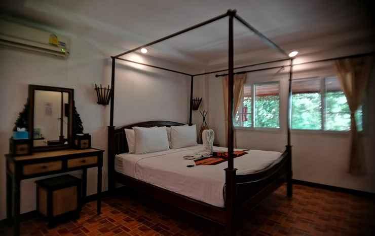 Baan Thai Resort Chiang Mai - Kamar Deluks, 1 kamar tidur, pemandangan kebun, area taman