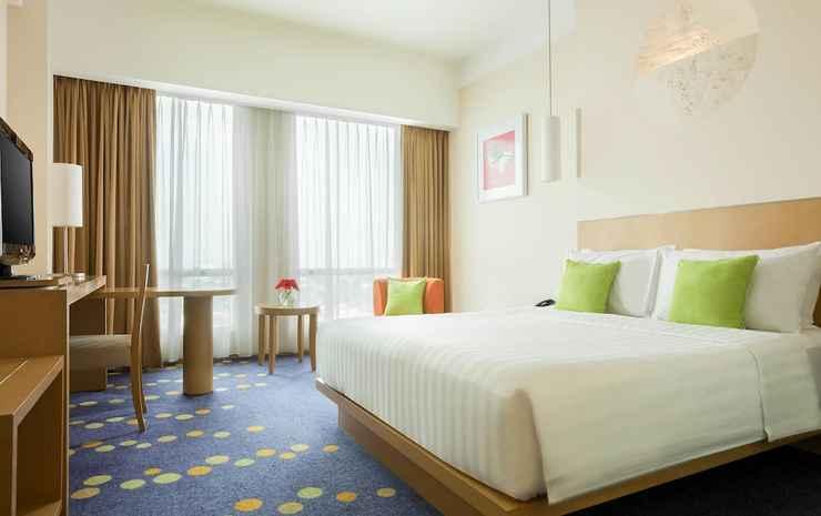 Novotel Bandung Bandung - Kamar Superior, 1 Tempat Tidur King