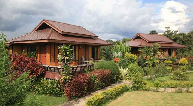 EXTERIOR_BUILDING Baan Krating Pai Resort