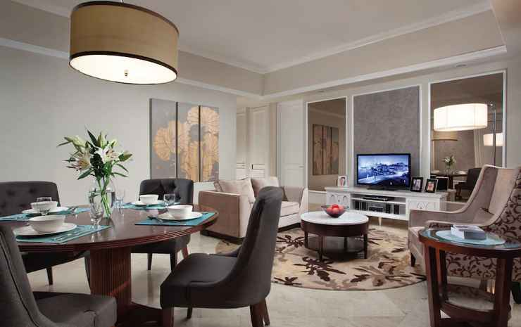Ascott Jakarta  Jakarta - Apartemen Eksekutif, 2 kamar tidur
