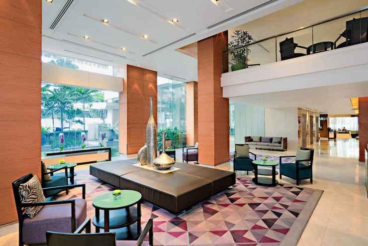 LOBBY Courtyard by Marriott Bangkok