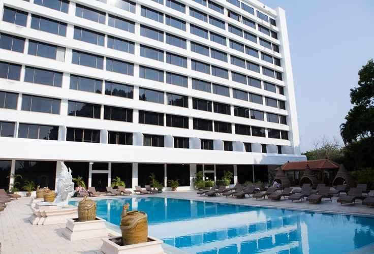 SWIMMING_POOL โรงแรมเชียงใหม่พลาซ่า