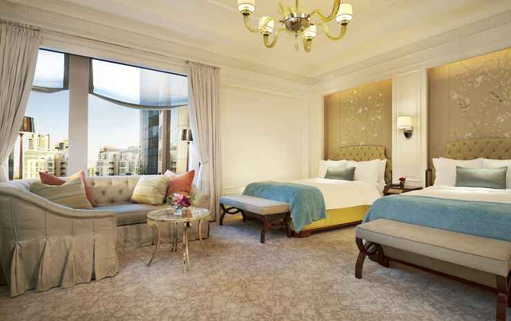 The St. Regis Singapore Singapore - Lady Astor, 2 Double Beds, Larger Room
