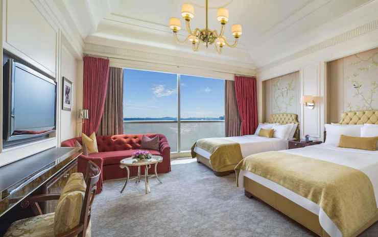 The St. Regis Singapore Singapore - Grand Deluxe, 2 Double Beds, Botanic Garden View