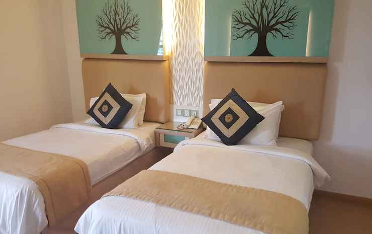 Holiday place Kuala Lumpur - Kamar Twin Basic, 1 kamar tidur, non-smoking
