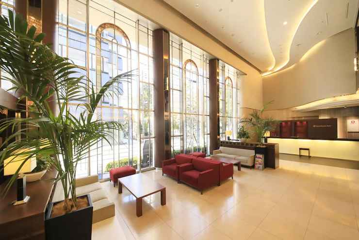 LOBBY โรงแรมไดวะ รอยเนต โยทสึบาชิ