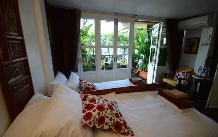 Villa 91 Guesthouse Bangkok - Kamar Twin Deluks