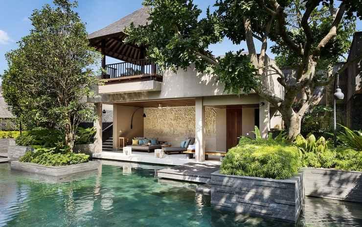 HOSHINOYA Bali Bali - Vila, akses ke kolam renang, area taman