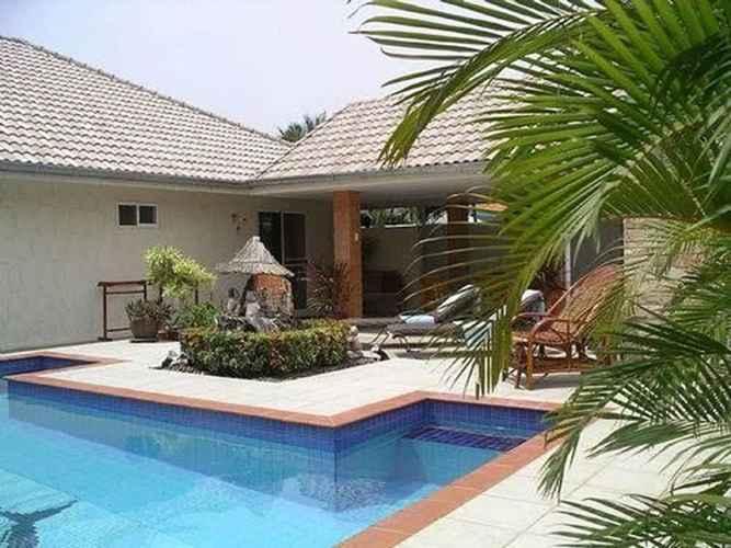 SWIMMING_POOL Baansiesom Private Pool Villa