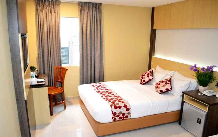 City Central Hotel @ KL Sentral Kuala Lumpur - Kamar Deluks, 1 Tempat Tidur Queen