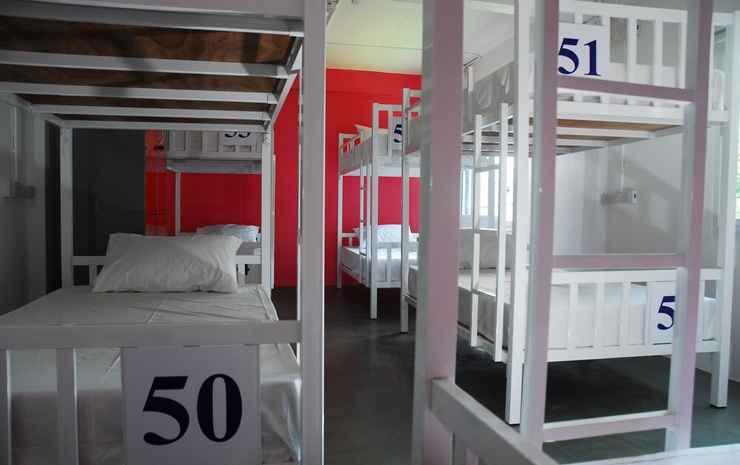 The Art Hostel Bangkok Bangkok - 10-Bed Mixed Dormitory Room