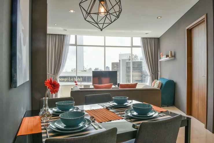 BEDROOM KLCC Service Apartments