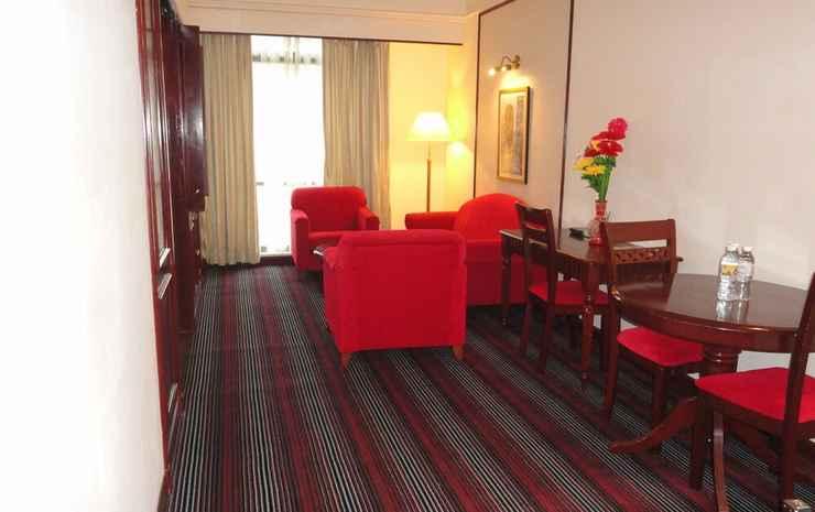 Luxy Service Suite @ Times Square Kuala Lumpur - Suite Deluks (Premier)