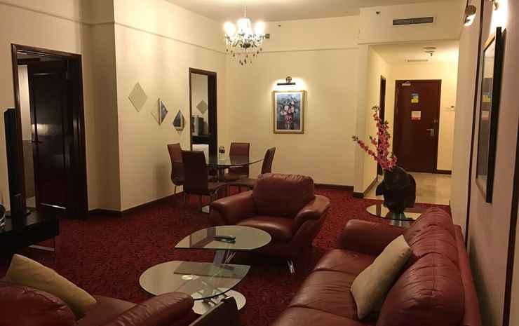 Luxy Service Suite @ Times Square Kuala Lumpur - Suite Keluarga, 2 kamar tidur