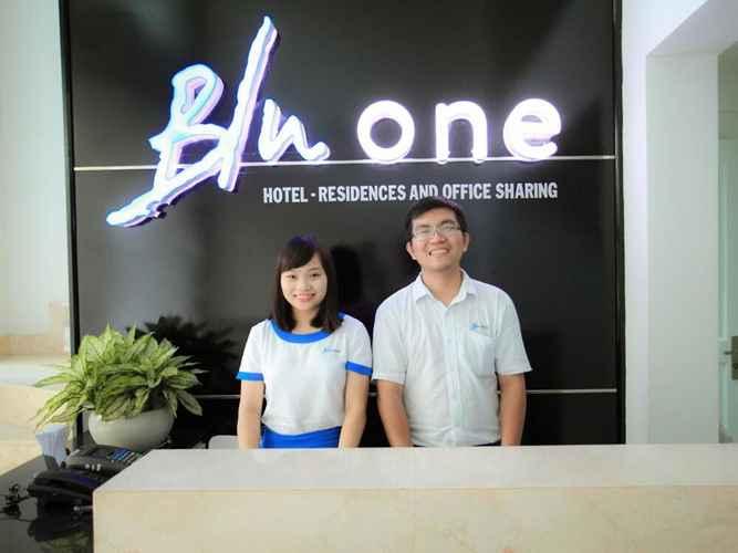 LOBBY Blu-One Apartment 60 Nguyễn Thiện Thuật