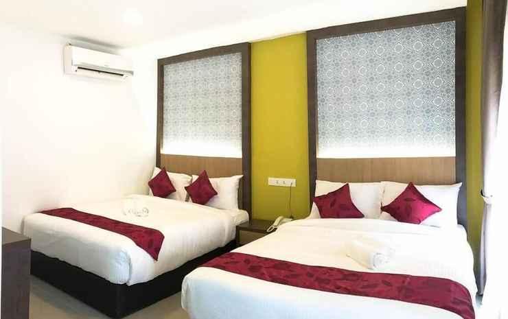 Hotel Check-In Kuala Lumpur Kuala Lumpur - Kamar Quadruple