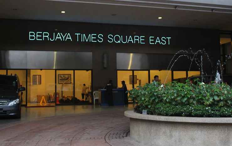 Queens Service Suite at Times Square Kuala Lumpur -