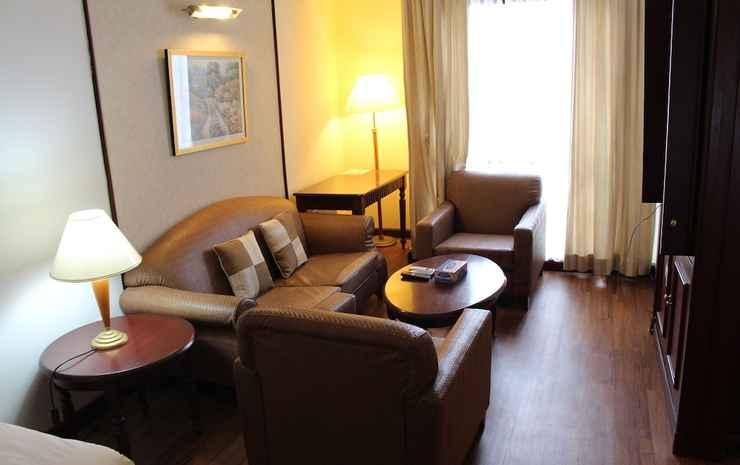 Queens Service Suite at Times Square Kuala Lumpur - Apartemen Standar, 1 kamar tidur