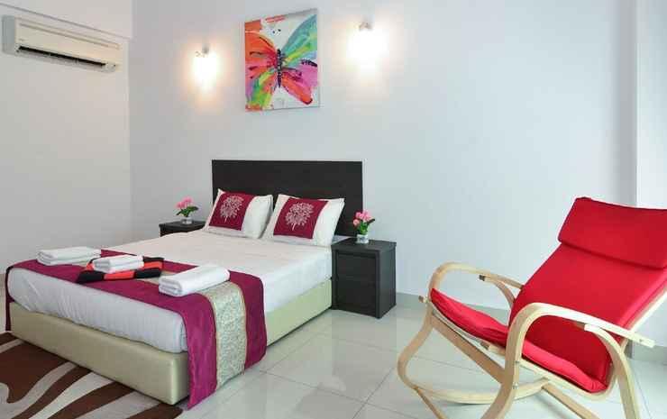 Aster Hotel Bukit Jalil Kuala Lumpur - Kamar Standar, 1 Tempat Tidur Queen