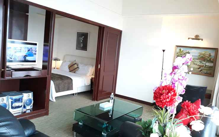 Daimond Suite @ Times Square Kuala Lumpur - Suite Deluks