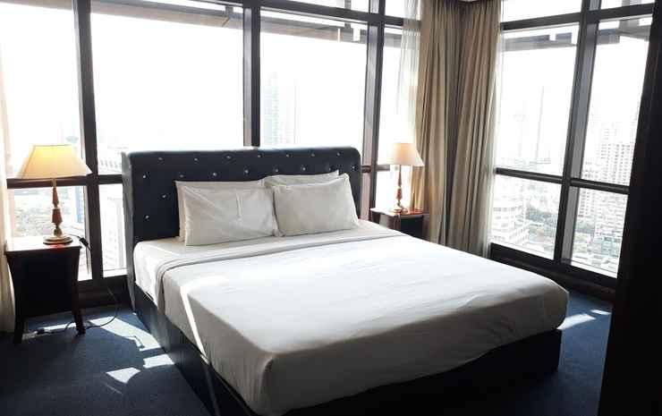 Daimond Suite @ Times Square Kuala Lumpur - Suite Keluarga, 2 kamar tidur, pemandangan kota