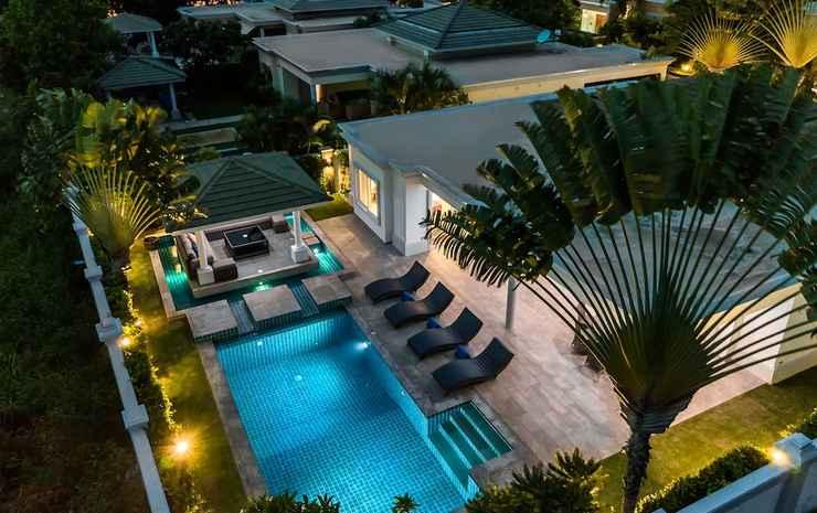Luxury Pool Villa 608 Chonburi -