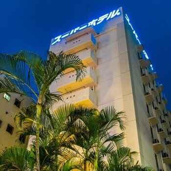 EXTERIOR_BUILDING Super Hotel Naha Shintoshin