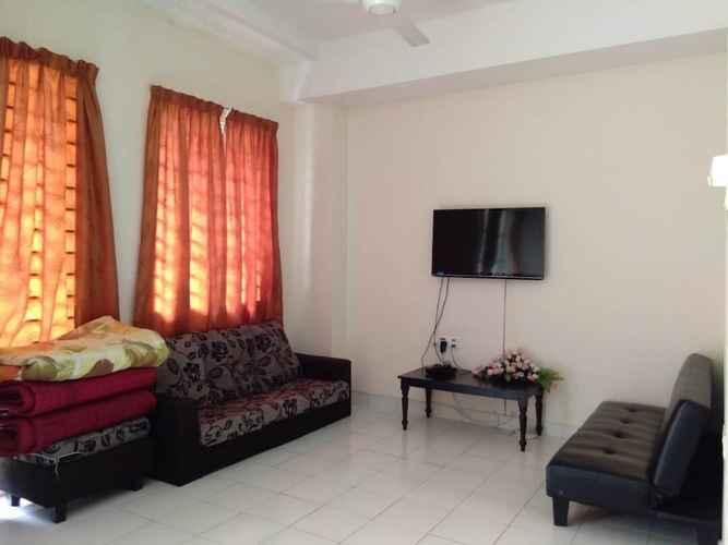 BEDROOM Nadrah Putrajaya Homestay