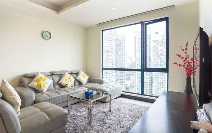 Yelloduck Rooms & Apartments @ Casa Residency Kuala Lumpur - Apartemen, 3 kamar tidur