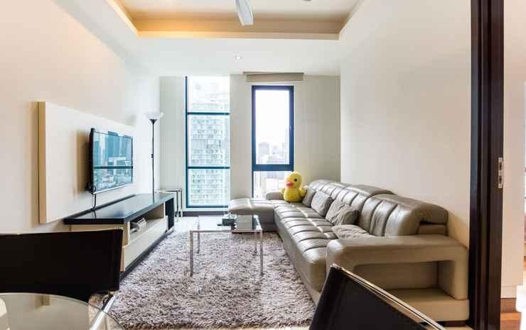 Yelloduck Rooms & Apartments @ Casa Residency Kuala Lumpur - Apartemen, 2 kamar tidur