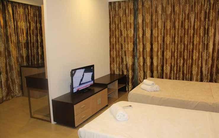 T-Hotel Jalan Tar Kuala Lumpur - Kamar Triple Deluks (Family)