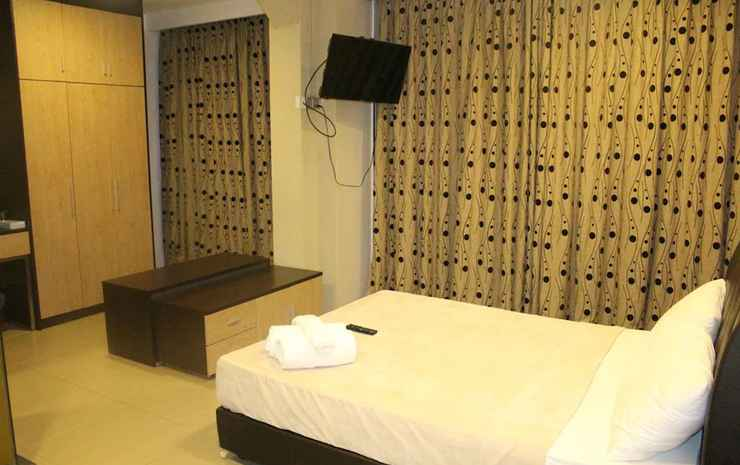 T-Hotel Jalan Tar Kuala Lumpur - Kamar Standar, 1 Tempat Tidur Queen