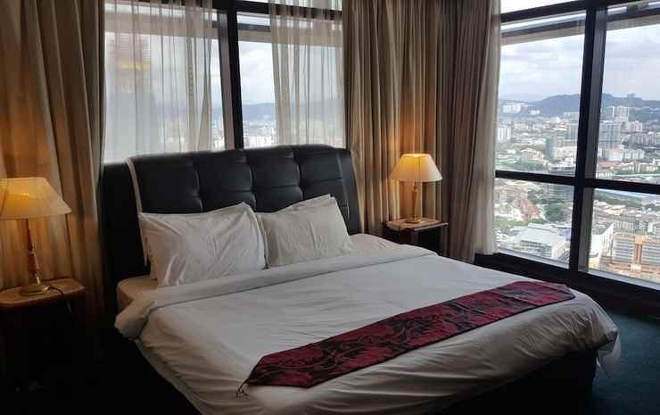 KL Super Suite @ Times Square Kuala Lumpur - Apartemen Deluks, 2 kamar tidur (Suite)