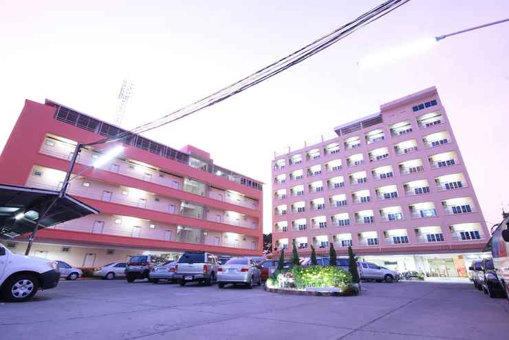 EXTERIOR_BUILDING โรงแรมพี.เอ. เพลส