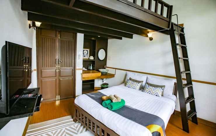 103 - Bed and Brews Bangkok - Kamar Double Deluks, balkon