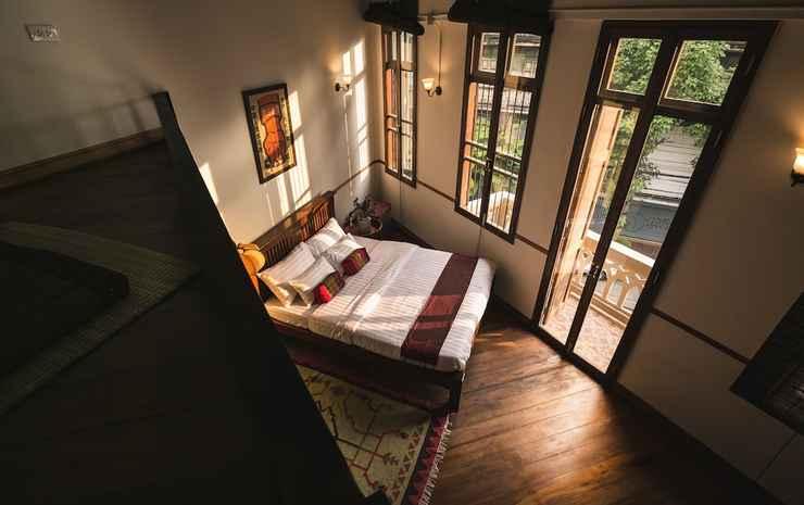 103 - Bed and Brews Bangkok - Suite Deluks, balkon